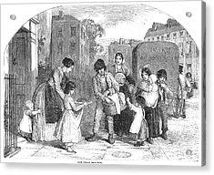 Baker, 1851 Acrylic Print by Granger