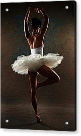 Ballerina Acrylic Print by Tonino Guzzo