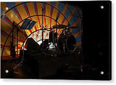 Band On The Run Acrylic Print by Kantilal Patel