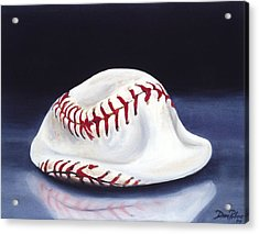 Baseball '04 Acrylic Print by Redlime Art