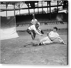 Baseball Game, C1915 Acrylic Print by Granger