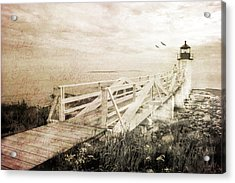 Beacon Of Hope Acrylic Print by Darren Fisher