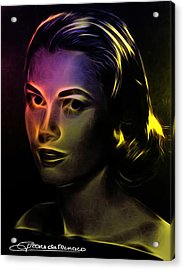 Beauty Forever Acrylic Print by Stefan Kuhn