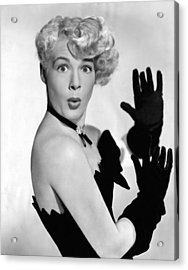 Betty Hutton, Ca. 1949 Acrylic Print by Everett