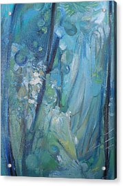 Between Worlds Acrylic Print by CD Good