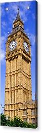 Roberto Alamino Acrylic Print featuring the photograph Big Ben by Roberto Alamino