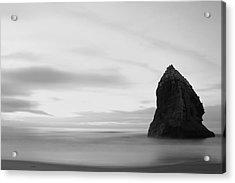 Big Rock Acrylic Print by Arixxx