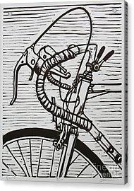 Bike 2 Acrylic Print by William Cauthern
