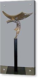 Birth Of The Phoenix Acrylic Print by John Neumann