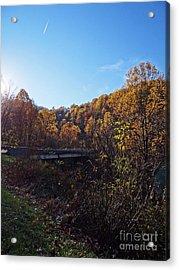 Blue Ridge 14 Acrylic Print by Steven Lebron Langston