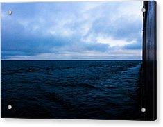 Blue Acrylic Print by Tim  Telep