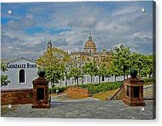 Bodegas Gonzalez Byass - Tio Pepe Acrylic Print by Juergen Weiss