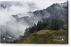 Boquete Highlands Acrylic Print by Heiko Koehrer-Wagner