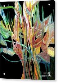 Bouquet Acrylic Print by Ann Powell
