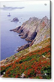 Britany France Acrylic Print by Sophie Vigneault