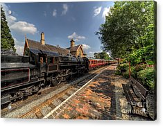 British Locomotion Acrylic Print by Adrian Evans