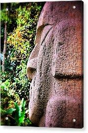 Buddha Nature Acrylic Print by Skip Hunt