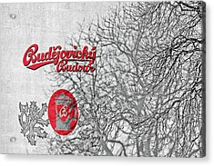 Budweis Czech Republic - 700 Years Of Brewing Tradition Acrylic Print by Christine Till