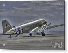 C-47 Skytrain Acrylic Print by David Bearden