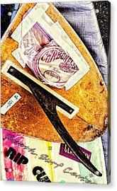 Carbonell Acrylic Print by Ron Regalado