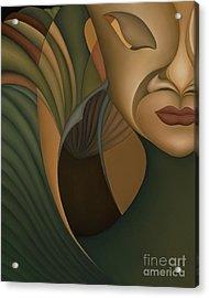 Carnival Acrylic Print by Joanna Pregon