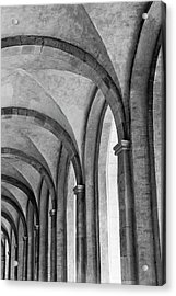 Cathedral At Eberbach Monastery Acrylic Print by Dg73