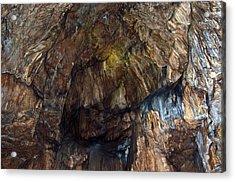 Cave01 Acrylic Print by Svetlana Sewell