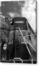 Ccgx  4009 14950b Acrylic Print by Guy Whiteley