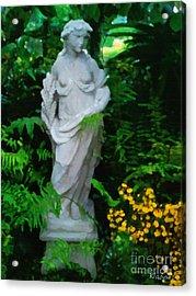 Ceres Acrylic Print by David Klaboe