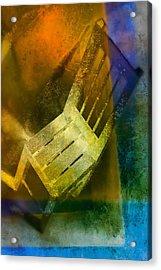 Chair  Acrylic Print by Mauro Celotti