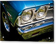 Chevelle Lights Acrylic Print by Phil 'motography' Clark