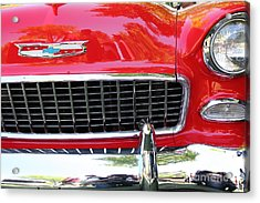 Chevrolet Bel-air - 5d16438 Acrylic Print by Wingsdomain Art and Photography