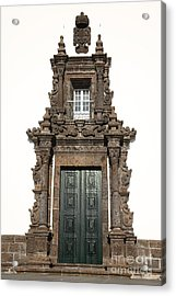Church Door Acrylic Print by Gaspar Avila