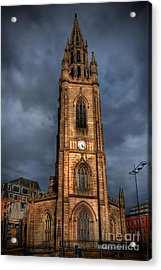 Church Of Our Lady - Liverpool Acrylic Print by Yhun Suarez
