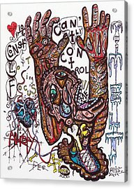 Clf 2012 Acrylic Print by Robert Wolverton Jr