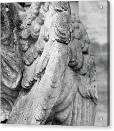 Close Up Of Wing Of Statue, Germany Acrylic Print by This Is About My Way To See Light & Form In 2 Dimensions
