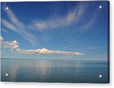Clouds Of Prince Edward Acrylic Print by Jeff Moose