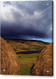 Co Cavan, Lake In West Cavan Mnts Acrylic Print by The Irish Image Collection