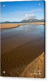 Coastal View Ireland Acrylic Print by Andrew  Michael