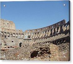 Coliseum Acrylic Print by Greg Geraci