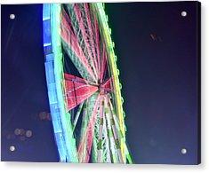 Coloring Acrylic Print by Photo Nadieshda