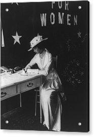 Consuelo Vanderbilt 1877-1964, Still Acrylic Print by Everett