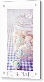 Cookie Jar Acrylic Print by Priska Wettstein