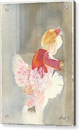 Cora In Strong Light 2 Acrylic Print by Lori Johnson