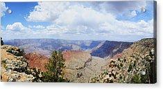 Crand Canyon Acrylic Print by Patrick  Warneka