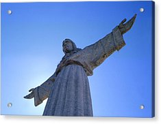 Cristo Rei Acrylic Print by Anonymous