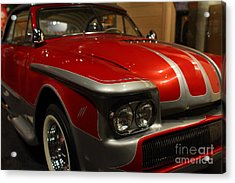Custom Ford Automobile . 7d13111 Acrylic Print by Wingsdomain Art and Photography