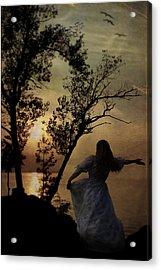 Dancing Girl Acrylic Print by Joana Kruse