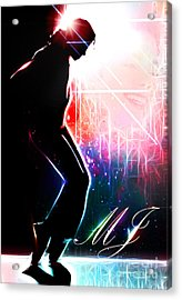 Dancing In The Stars Acrylic Print by The DigArtisT