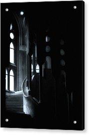 Dark Passage II Acrylic Print by Lynn Andrews